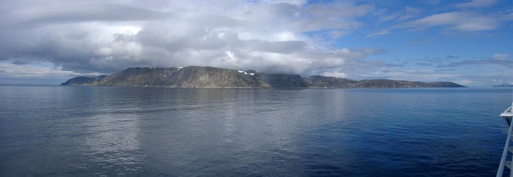 Die Insel der Wolkenmacher.