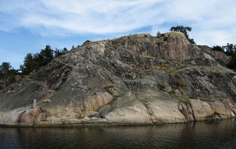 Die Insel Harstena, ...