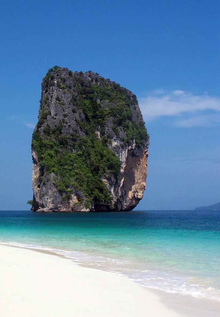 """Die Insel """"Koh Poda"""""""