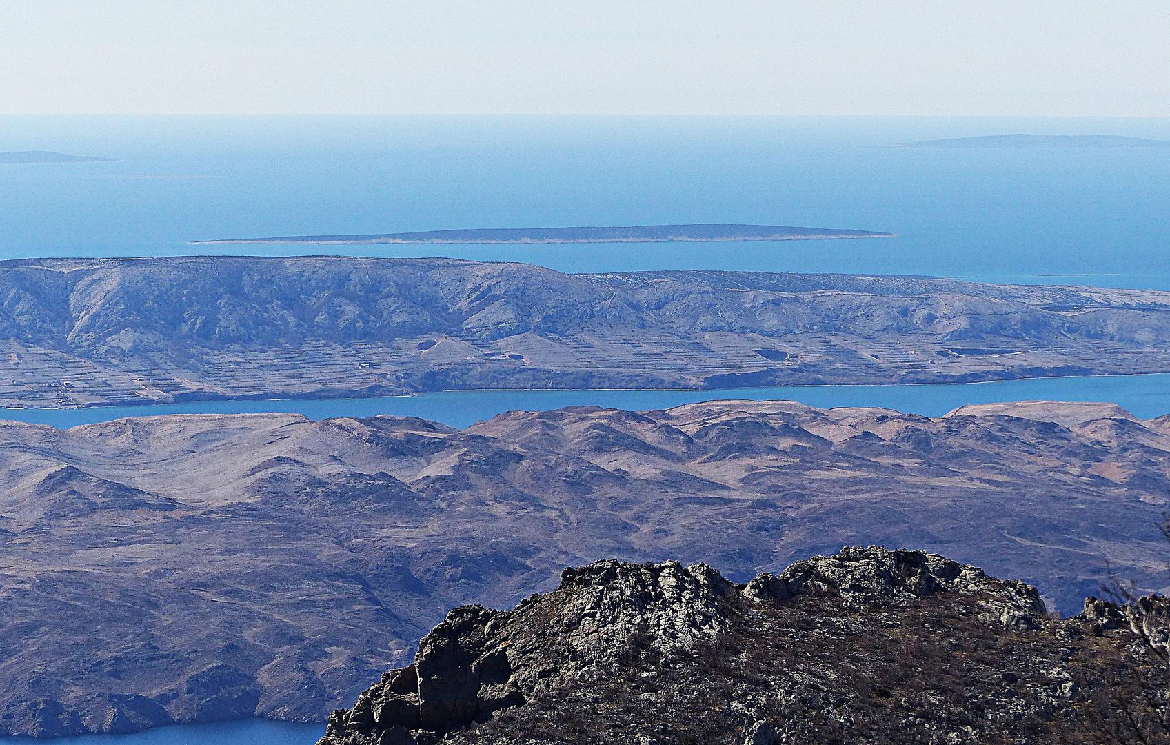 Die Insel Pag