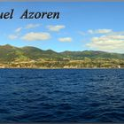 Die Insel San Miguel, Azoren -0