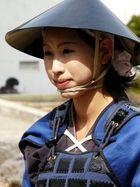Die japanische Wächterin