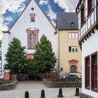 Die Jesuitenkirche in Bad Münstereifel am Markt