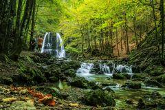 Die Josefsthaler Wasserfälle