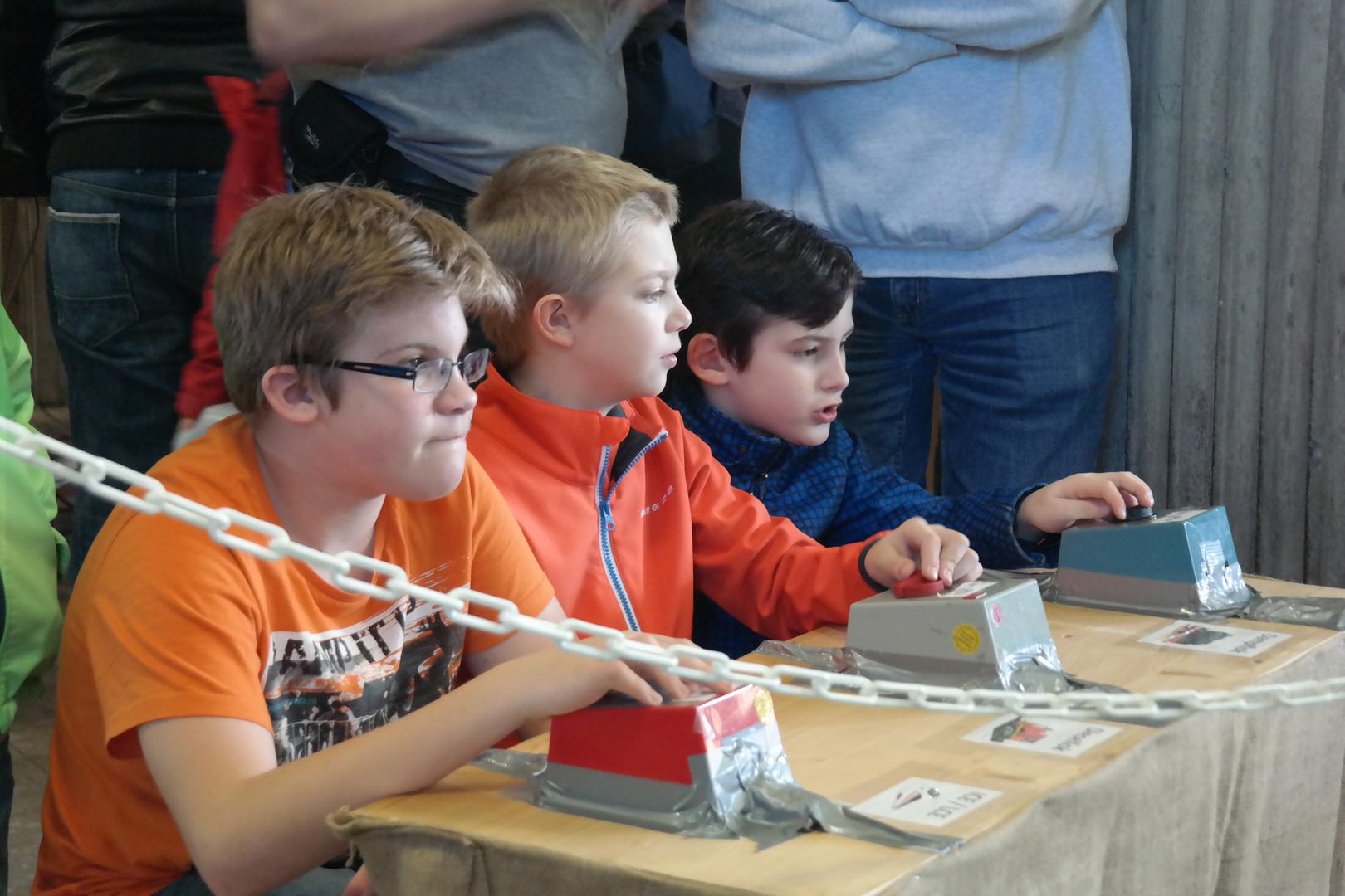 Die Jugendarbeit des MEC Esslingen (http://www.mecesslingen.de/) ist vorbildlich