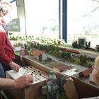 Die Jugendarbeit des MEC Esslingen im grellen Sonnenlicht