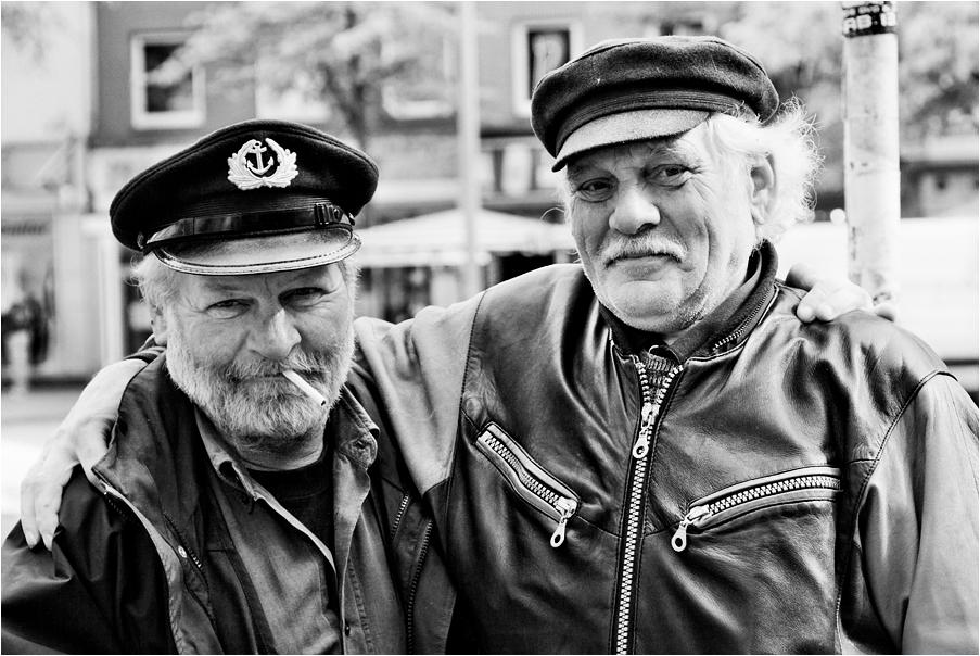 die Jungs von St. Pauli