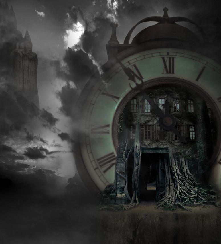 Die Kammern der Zeit