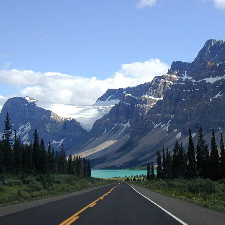 Die kanadischen Rockies