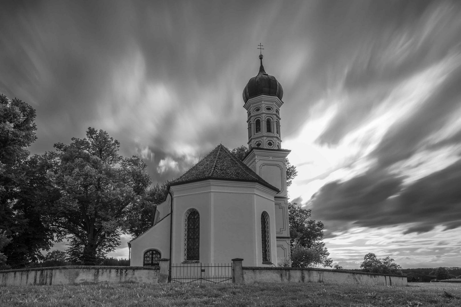 Die Kapelle.....