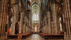 Die Kathedrale von Köln