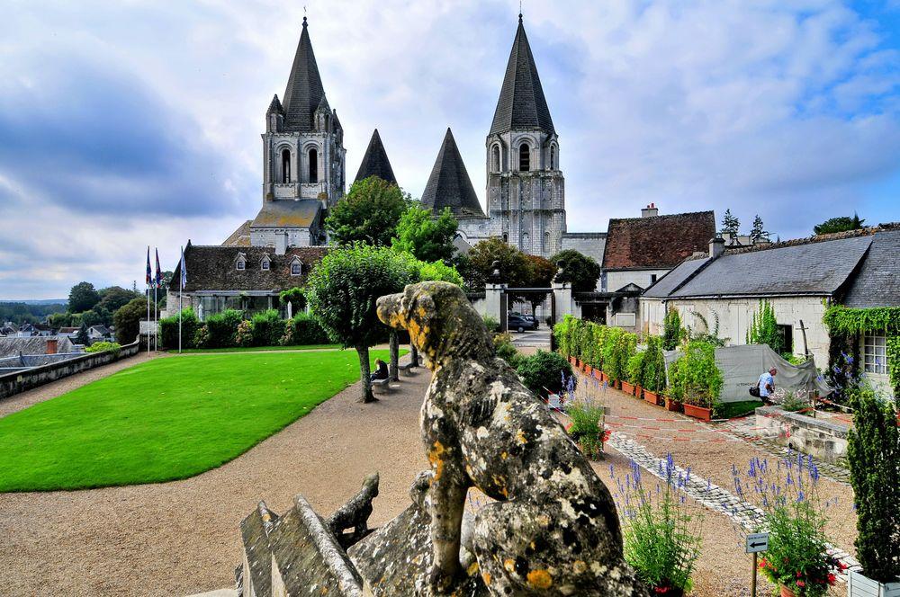 Die Kathedrale von LOCHES