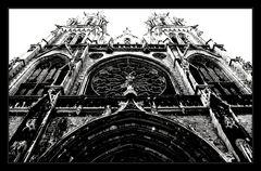 Die Kathedrale von Oostende...