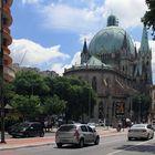 Die Kathedrale von Sao Paulo