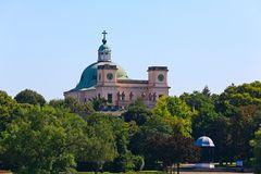 Die Kathedrale von Vác