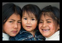 Die Kinder von Otavalo