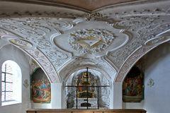 Die Kirche des heiligen Kreuzes