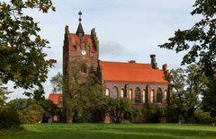 Die Kirche in Linum