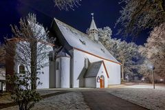 Die Kirche in Raumland