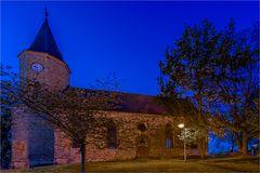 Die Kirche St. Annen in Schadeleben