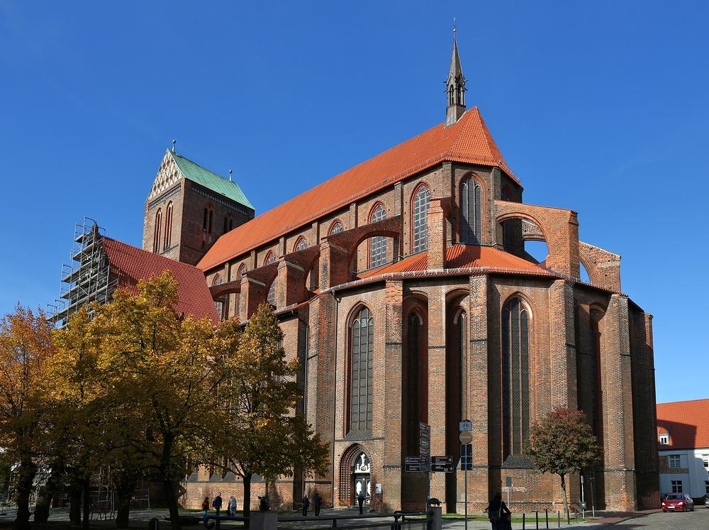 Die Kirche St. Nikolai
