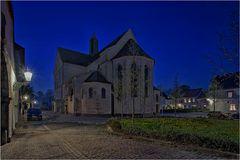 Die Kirche St. Suibertus in Kaiserswerth
