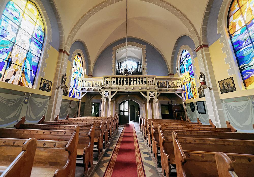 Die Kirche Stella Maris Foto & Bild | motive Bilder auf
