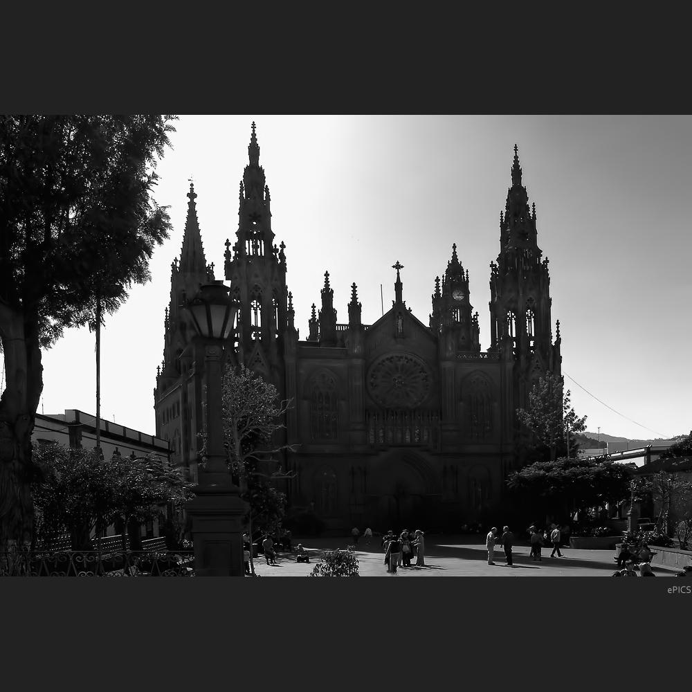Die Kirche von Arucas