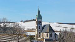 Die Kirche von Fürstenau gehört schon immer zu meinen Lieblingen...