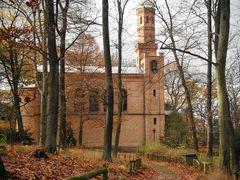 Die Kirche von Nikolskoe