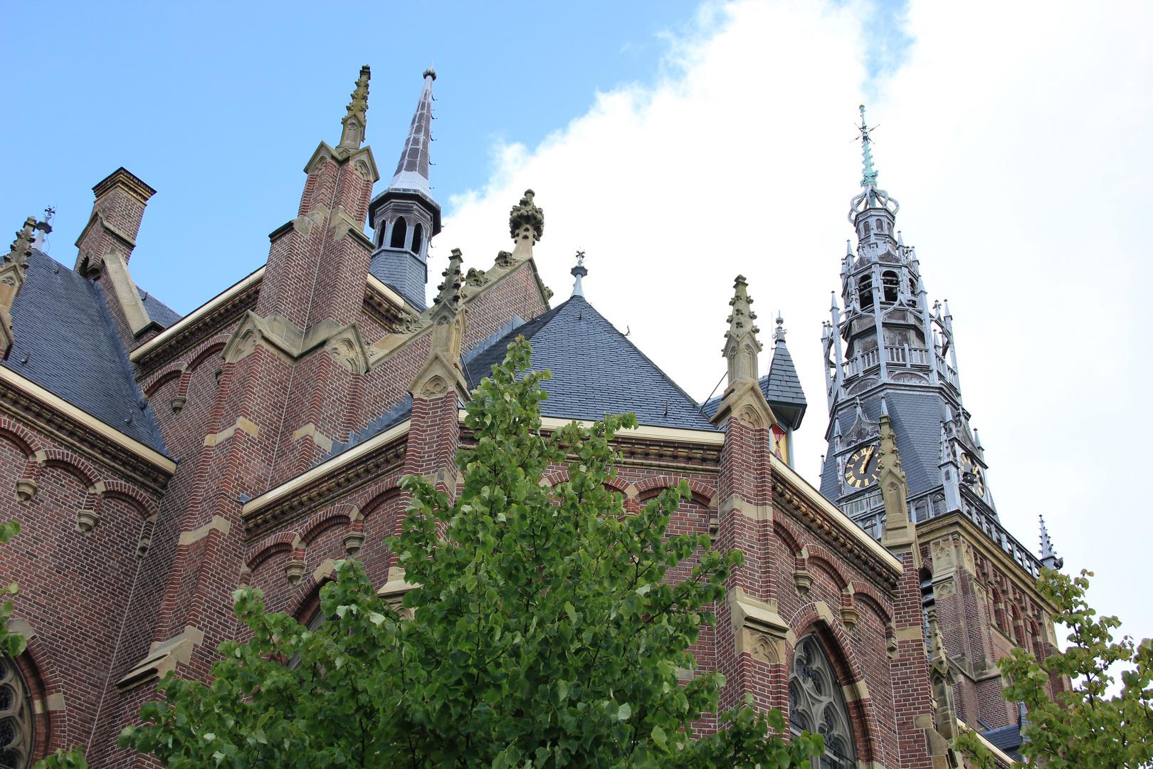 Die Kirche von Schagen ( Nordholland )