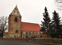 Die Kirche von Schlalach