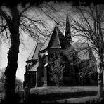 Die Kirche Wustrow...