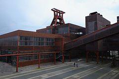 Die Klarheit des Bauhaus - Zeche Zollverein