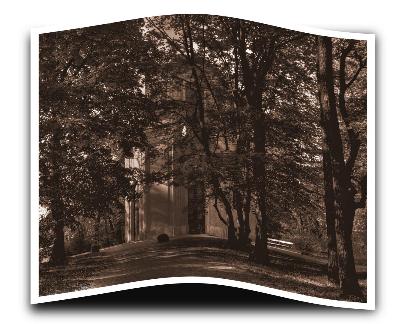Die Kleine Gloriette (Schloßpark Schönbrunn)