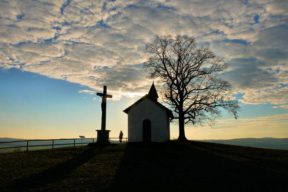 die kleine Kapelle...