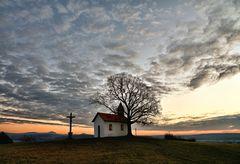die kleine Kapelle... (farbe)