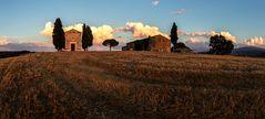 Die kleine Kapelle in der Toskana