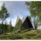 Die kleine Kirche...