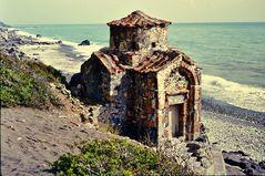 Die kleine Kirche am Strand.       .DSC_7273