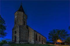 Die kleine Kirche in Schadeleben