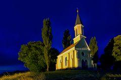 Die kleine Schloßbergkapelle