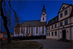 Die kleine Stadtkirche
