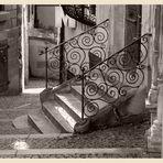 Die kleine Treppe.........