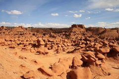 Die kleine Welt der Steinskulpturen