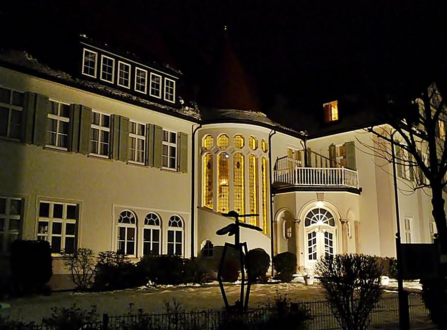 Die Klinik in Bad Rothenfelde, . . . .