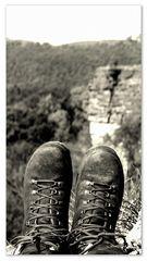 Die Klippen vom Hohenstein