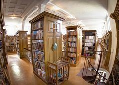 Die Klosterbibliothek