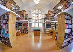 Die Klosterbücherei des Klosters Marienstatt ...