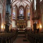 Die Klosterkirche .....